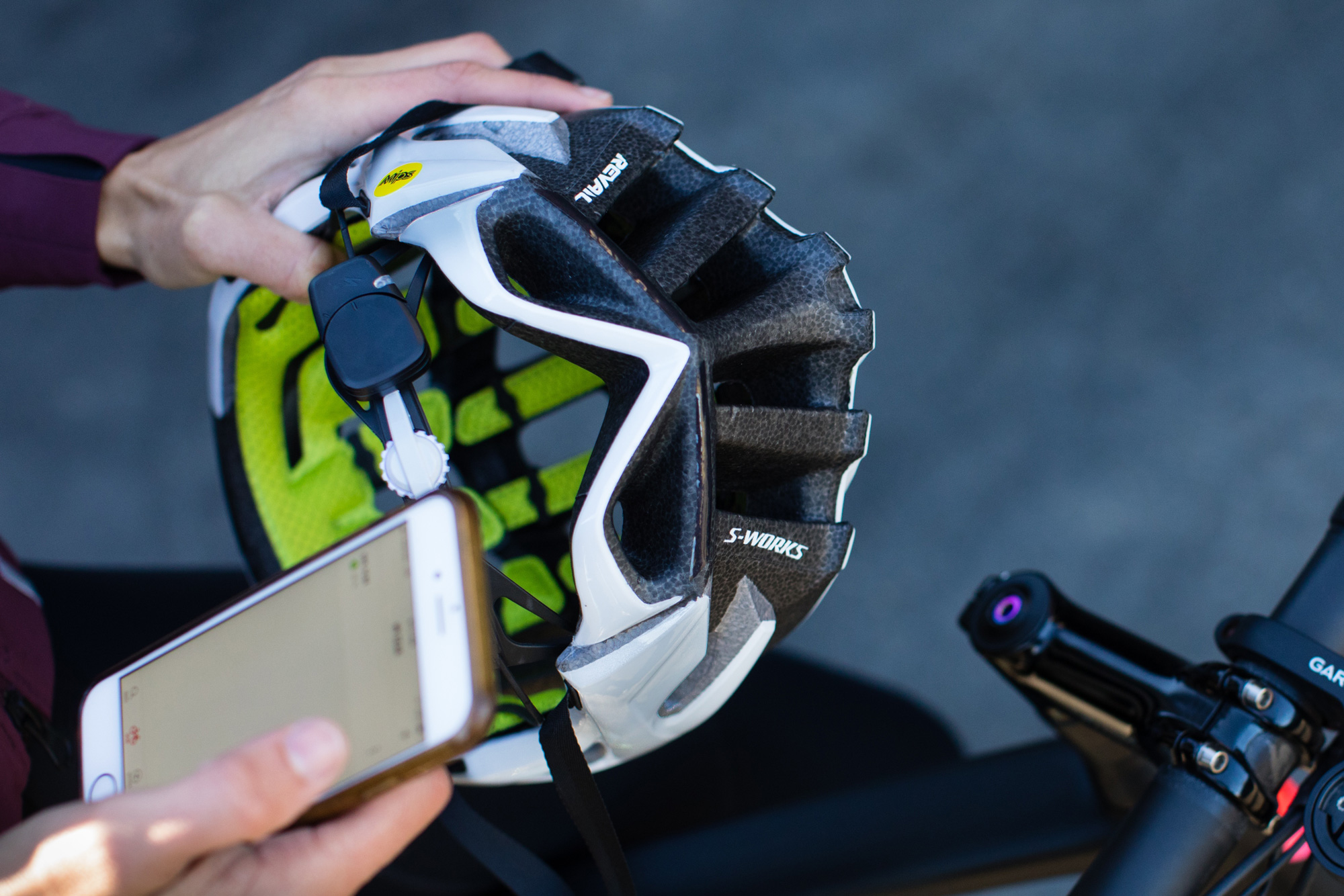 Specialized ANGi Helme